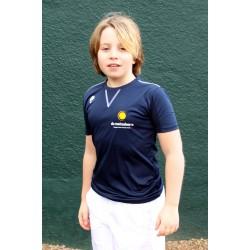 Quick Shirt Jongens Navy - Junior