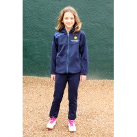 Quick Trainingsbroek Navy - Junior